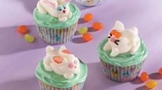 Sweet Bunny Cupcakes Recipe