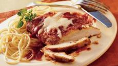 Skillet Chicken Parmigiana Recipe