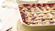 Apple-Raspberry Cobbler Recipe