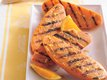 Grilled Sweet Potatoes with Orange-Ginger Butter