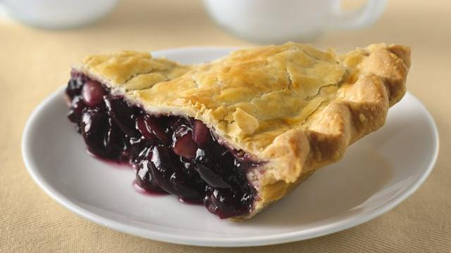 Image of Amaretto Sweet Cherry Pie, Pillsbury