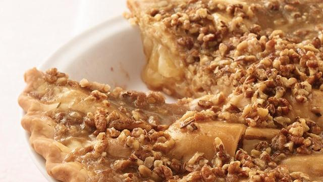 Image of Apple Praline Pie, Pillsbury