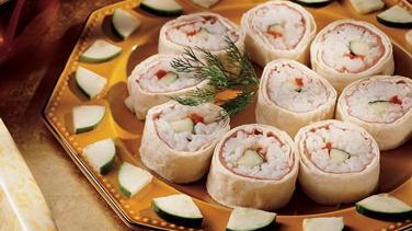 Sushi-Style Beef Roll-Ups