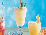 pina colada slush machine recipe