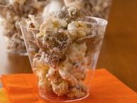 3-Ingredient Crunchy Snack Mix