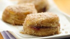 Raspberry-Filled Jelly Doughnuts Recipe