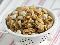 Peanut Chex Party Mixes