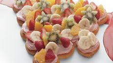 Crescent Fruit Treats Recipe