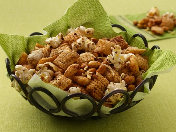 Gluten Free Italian Chex Mix