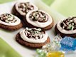 Chocolat-Mint Cookies