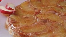 Quick Apple Pancake Recipe