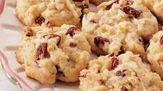Cranberry Quick Cookies Recipe