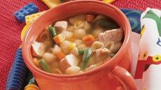 Vegetable-Chicken Soup Recipe