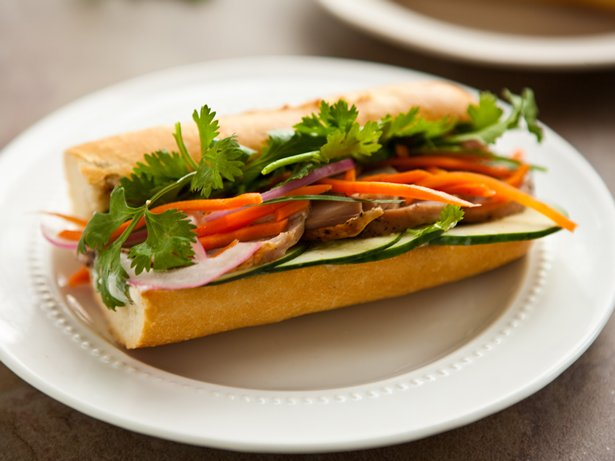  Pork Banh Mi