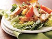Crispy Chicken Caesar Salad