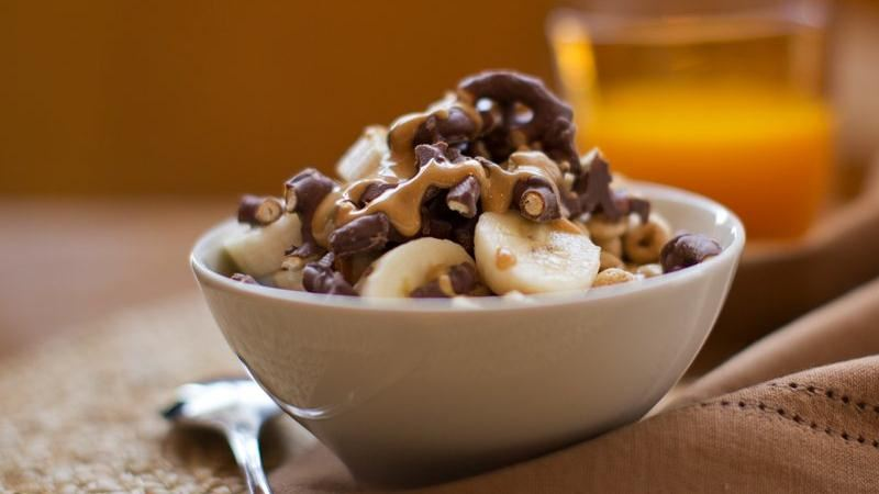 Peanut Butter Pretzel Cheerios®