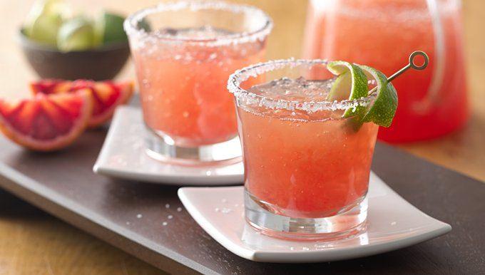 Blood Orange Margaritas recipe - from Tablespoon!
