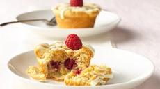White Chocolate Raspberry Dessert Cups Recipe