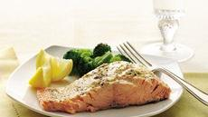 Broiled Lemon-Pepper Salmon Recipe