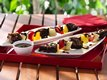Brownie &#39;N Fruit Kabobs
