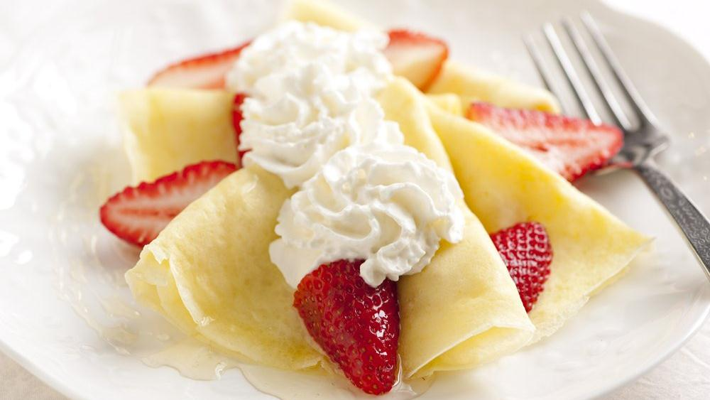 Basic Crepes recipe from Pillsbury.com