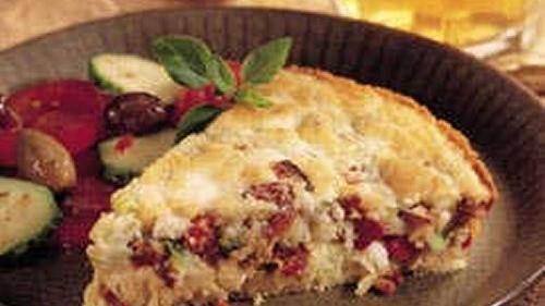 Clams Casino Pizza Pie recipe from Betty Crocker