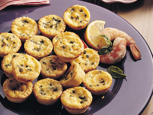 Shrimp-Cheese Bites