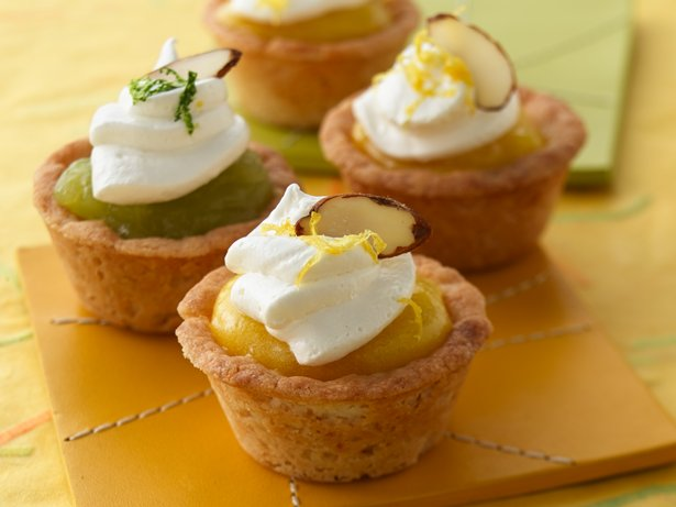 Lemon Dream Tassies