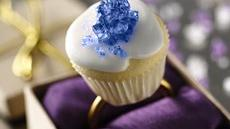 Engagement Ring Mini Cupcakes Recipe
