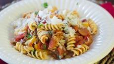 Mexican Fusilli Recipe