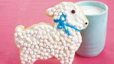 Lamb Sugar Cookies Recipe
