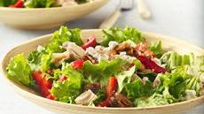 Chicken Salad with Vinaigrette Recipe