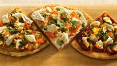 Spicy Grilled Thai Pizza Recipe