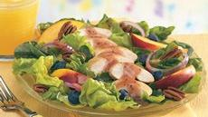 Grilled Chicken Summer Salad Recipe