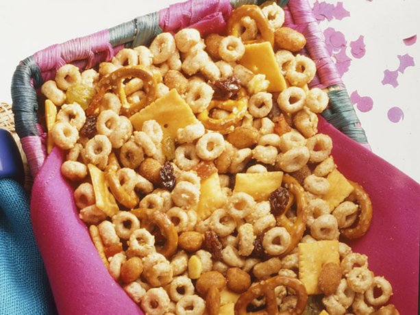 Image of All-american Snack Mix, Betty Crocker