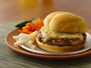 Texas&#32;Turkey&#32;Burgers