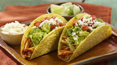 Easy Chipotle Chicken Tacos