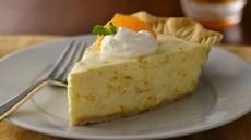 Tropical Fruit Chiffon Pie Recipe