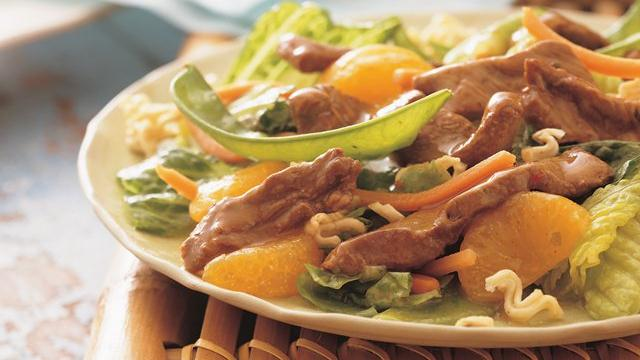 Image of Asian Steak Salad, Pillsbury