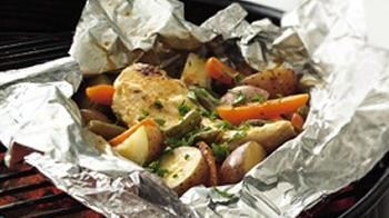 Paprika Chicken Dinner Packets
