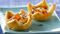 Peachy Cream Cheese Appetizers Recipe