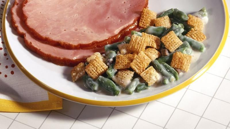 Chex® Crunch Green Bean Casserole