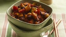Potato-Tomato Vegetarian Chili