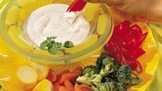 Zippy Vegetable Dip Recipe