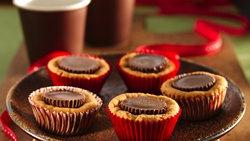 Gluten-Free Peanut Butter Cookie Cups