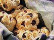 Dried Cherry-Lemon Scones