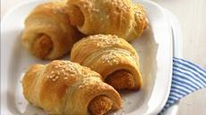 Fish 'n Crescent Roll-Ups Recipe
