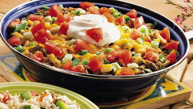 Taco Skillet Dinner