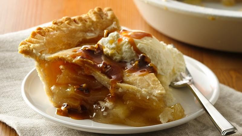 Gluten-Free Caramel Apple Pie