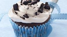 Cookies 'n Cream Cupcakes Recipe